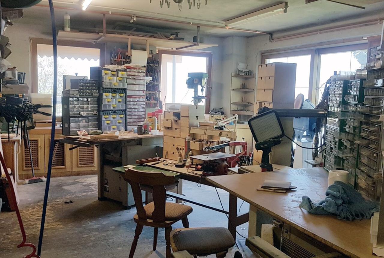 Nostis Trachtenschmuck Onlinshop Werkstatt